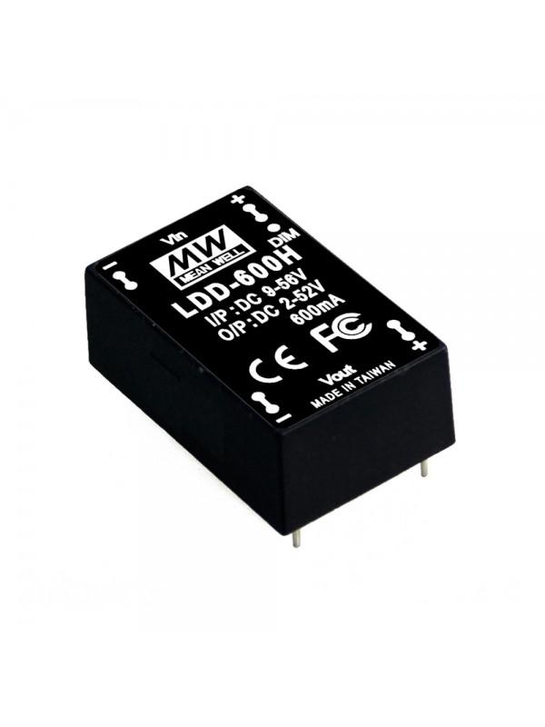 LDH-45A-500W Driver LED DC/DC 9~18V/ 12~86V 0.5A