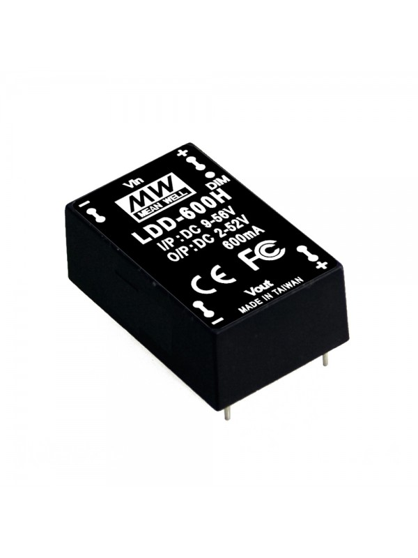 LDH-45B-350W Driver LED DC/DC 18~32V/ 21~126V 0.35A