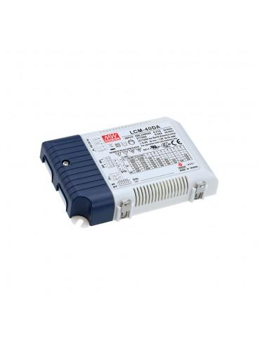LCM-40DA Zasilacz LED 40W 2~100V 0.35~1.05A