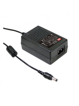 GSM25B15-P1J Zasilacz desktop EU 25W 15V 1.66A
