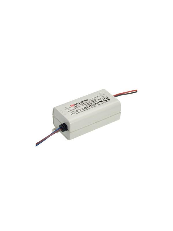 APC-8-350 Zasilacz LED 8W 11~23V 0.35A