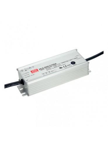 HLG-60H-15B Zasilacz LED 60W 15V 4A