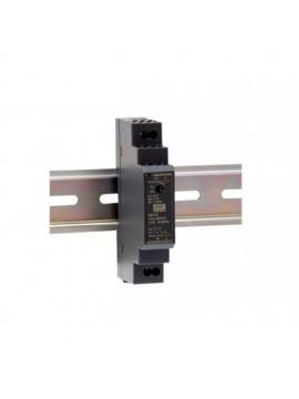 HDR-15-48 Zasilacz na szynę DIN 15W 48V 0.32A