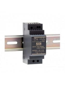 HDR-30-15 Zasilacz na szynę DIN 30W 15V 2A