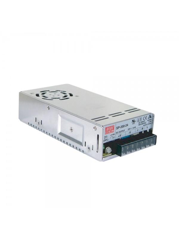 SP-200-7.5 Zasilacz impulsowy 200W 7.5V 26.7A