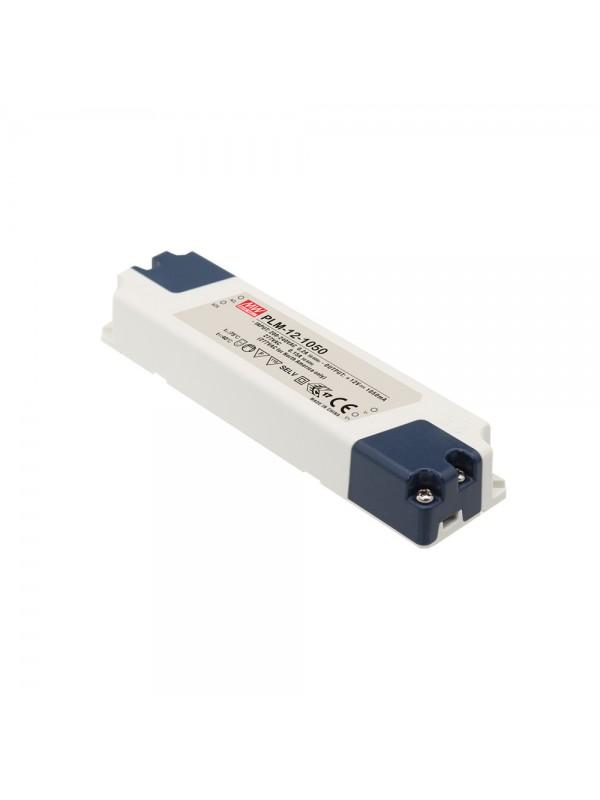 PLM-12-500 Zasilacz LED 12W 15~24V 0.5A