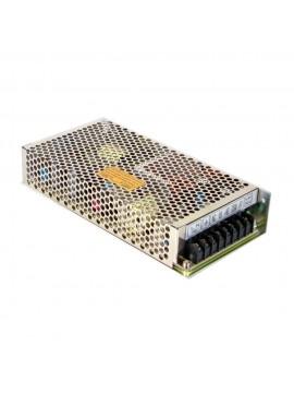 RID-125-1224 Zasilacz impulsowy 125W 12V 7A. 24V 5A
