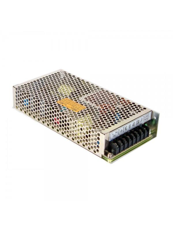 RID-125-2405 Zasilacz impulsowy 125W 24V 5.3A. 5V 3A