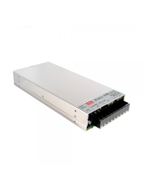 SP-480-5 Zasilacz impulsowy 480W 5V 85A