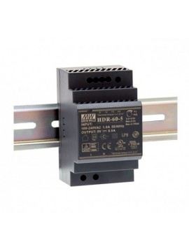 HDR-150-24 Zasilacz na szynę DIN 150W 24V 6.25A