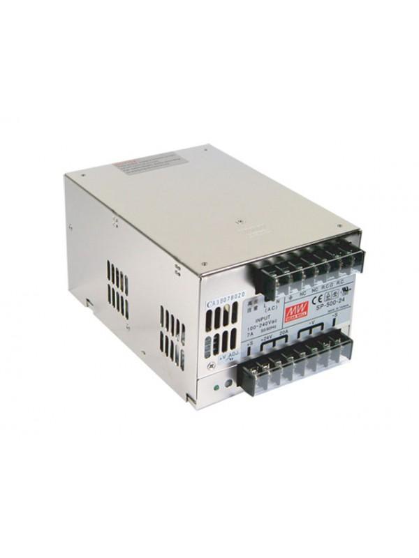 SP-500-27 Zasilacz impulsowy 500W 27V 18A