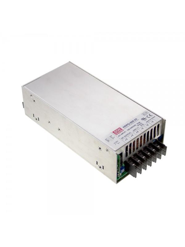 HRPG-1000-48 Zasilacz impulsowy 1008W 48V 21A