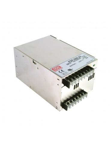PSP-600-27 Zasilacz impulsowy 600W 27V 22.2A