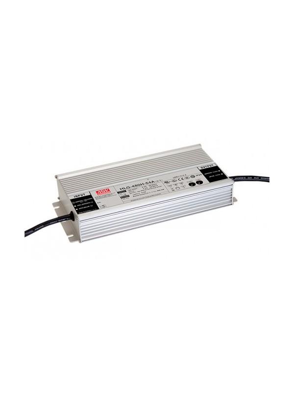 HLG-480H-24A Zasilacz LED 480W 24V 20A