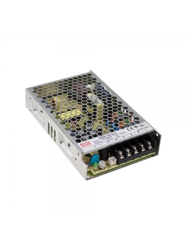 RSP-75-3.3 Zasilacz impulsowy 75W 3.3V 15A