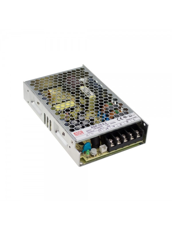 RSP-75-7.5 Zasilacz impulsowy 75W 7.5V 10A