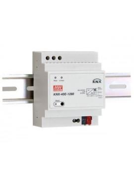 KNX-40E-1280 Zasilacz KNX 40W 30V 1.28A