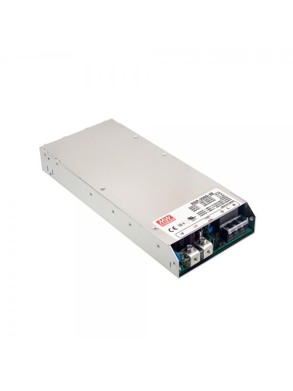 RSP-2000-48 Zasilacz impulsowy 2000W 48V 42A