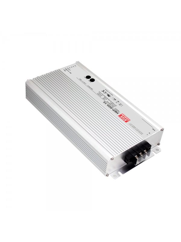 HEP-600-54 Zasilacz impulsowy 600W 54V 11.2A