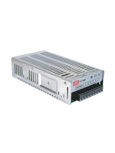 TP-100B Zasilacz impulsowy 100W 5V. 12V. -12V