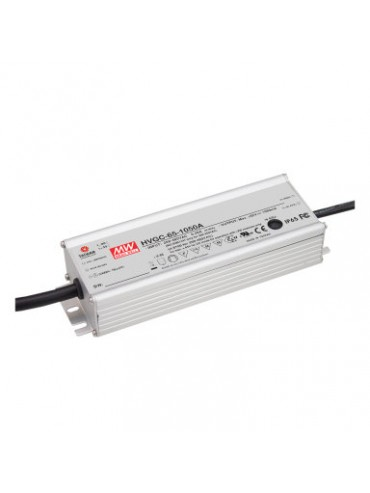 HVGC-65-500A Zasilacz LED 65W 13~130V 0.5A