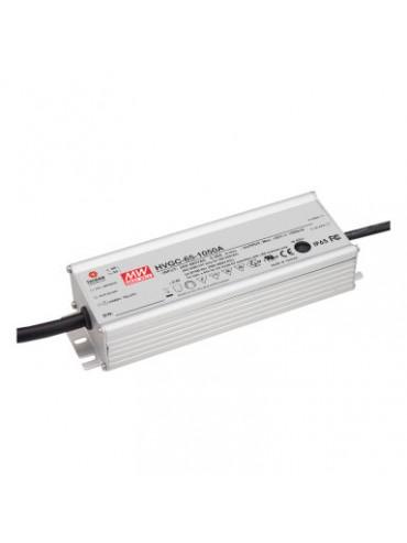 HVGC-65-700A Zasilacz LED 65W 9~93V 0.7A