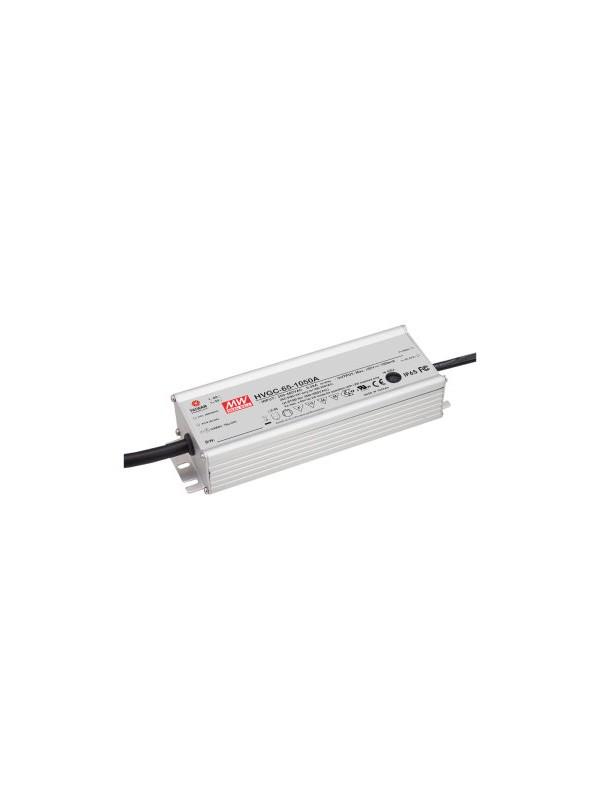 HVGC-65-1050A Zasilacz LED 65W 6~62V 1.05A