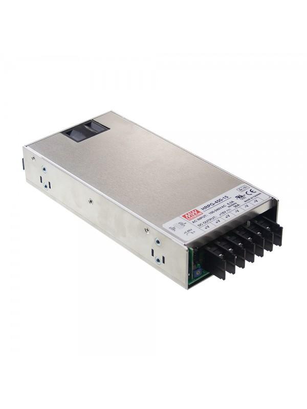 HRPG-450-48 Zasilacz impulsowy 450W 48V 9.5A
