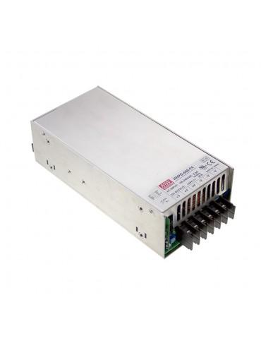 HRPG-600-7.5 Zasilacz impulsowy 600W 7.5V 80A