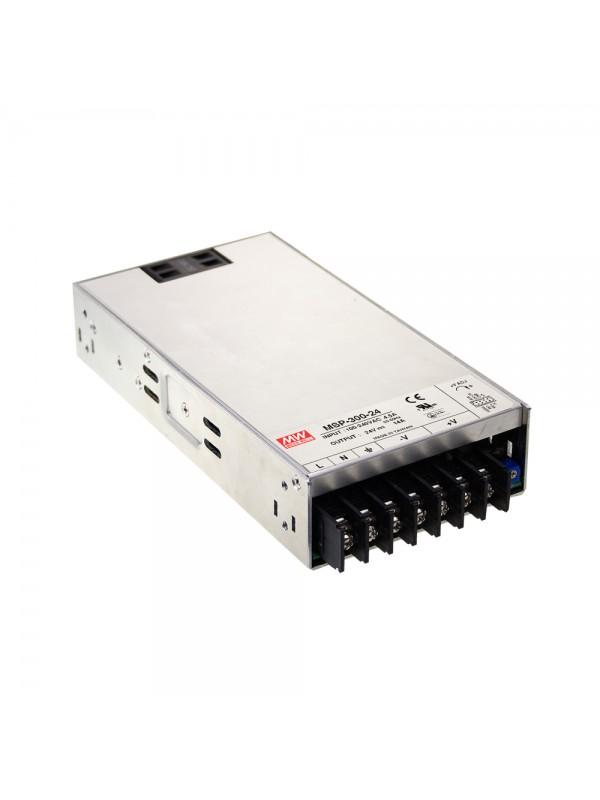 MSP-300-24 Zasilacz impulsowy med. 300W 24V 14A