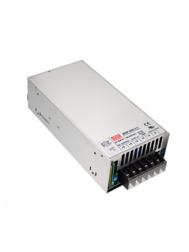 MSP-600-24 Zasilacz impulsowy 600W 24V 27A