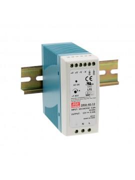 DRA-40-24 Zasilacz na szynę DIN 40W 24V 1.7A